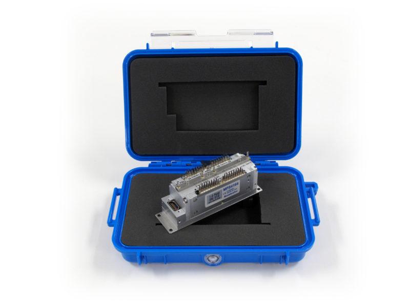 Miniaiture analogue pressure scanner