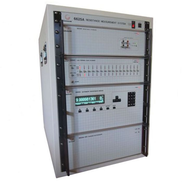 Resistance and Current Measurement System