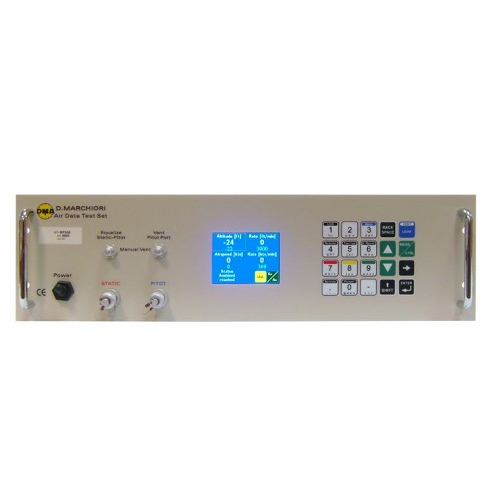Laboratory Air Data Test Set